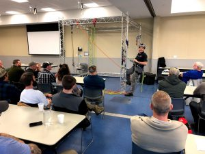 Bob Ray Co Training arborist